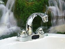 Infrared Automatic faucet (Gexini)