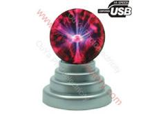 USB Plasma Orb USB Light USB Plasma Ball 6035USB