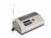 GSM portable fax with PSTN jack(A4 normal paper)
