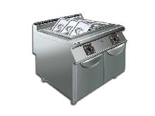 Combination Series Cabinet Electric Bain Marie