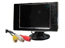 "3.5"" LCD Car Rearview Mirror Monitor"