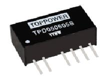 DC/DC Converters/TPD0505S-1W