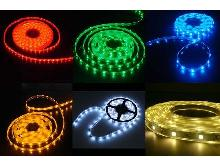 decorative LED rope lighting, holiday energy saving strip light, tape and belt light, LED ribbon