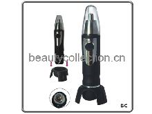 BC-0608 Electric nose and Ear Hair Trimmer with light