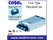 Cosel PBA300F Series PBA300F-24 324 W Single Output 24 V AC/DC Enclosed Type Power Supply