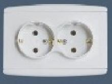Two way socket  SR-21112