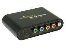 LKV7611 Component to Composite & S-Video Converter