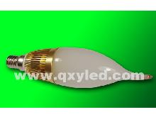 Candle lamp QF-C6D-E14-3W5