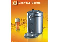 5 Liter Highly Efficient thermoelectric beer tap cooler with LED display combined water cooling