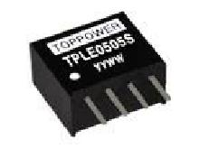 Single Output DC-DC Converter / TPLE / 0.25W / 1KVDC Isolation / DIP or SIP