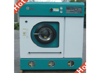 dry cleaning laundry machines