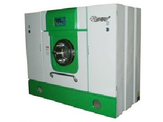 Paraffin hydrocarbon dry cleaning machine for sale