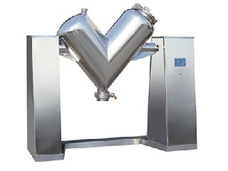 V Type High Efficient Mixer