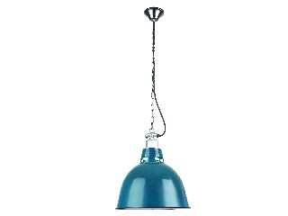 open neck nut fitting enamel lantern