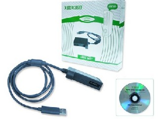 For XBOX360 Hard driver data cable with disk
