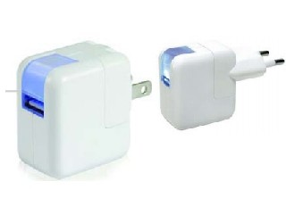 Single USB travel charger