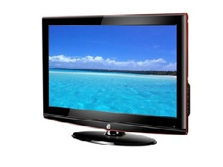22 inch LCD support USB and DVD