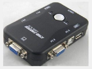 Supply MT-201UK 2 port usb KVM switcher 1600*1280