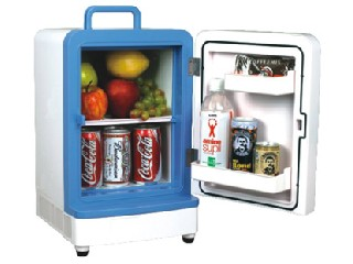 Car refrigerator, car cooler