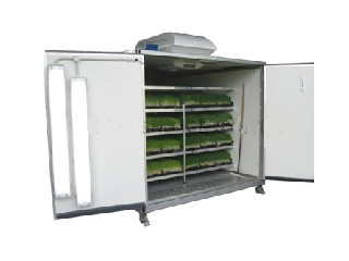 Energy Saving Intensive Hydroponic Fodder Machine