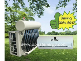 DC Inverter Hybrid Solar Air Conditioner (TKF(R)-35GW/BP)