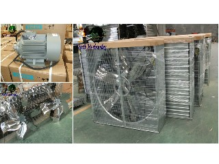 Evaporative Cooling Pad Poultry Fan Chicken House