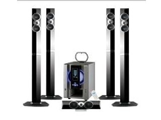 5.1 pillar home theater speaker