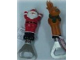Christmas bottle opener