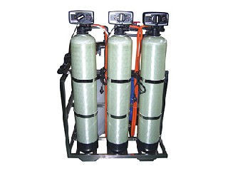 Multi-stage Water Softener