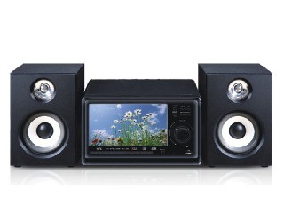 DVD Mini Combo with TV function