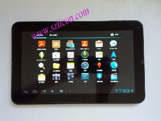 "10.1""capacitive tablet pc android4.0,7""android4.0 tablet pc"