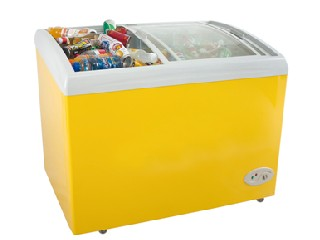 ICE Cream Display Freezer--SD/SC-368