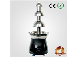 CHOCOLAZI  Auger 3 tiers Home party mini chocolate fountain