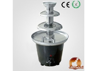 CHOCOLAZI ANT-8030 ALL Model 3 tiers Chinese wholesale chocolazi Best Mini Home chocolate fountain