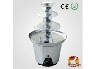 CHOCOLAZI ANT-8030 ALL Model 3 tiers wholesale Mini Home plastic for family in China chocolate fount