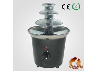 CHOCOLAZI ANT-8020 ALL Model CE&RoHS Auger 3 Tiers party home plastic mini electrical chocolate foun