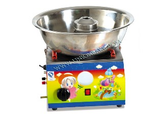 electric or gas Candy floss machine