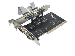 PCI 4Ports Serial Card