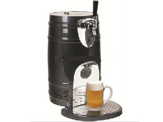 Luxury Stainless steel Kegerator Beer fridge