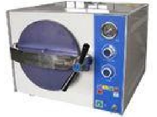 Automatic Desktop Steam Autoclave Sterilizer For Ophthalmic / Tattoo 20L