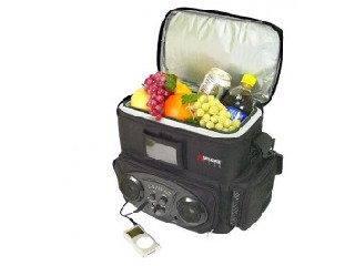 10.5 Liter Thermo Sport-Fridge/Radio