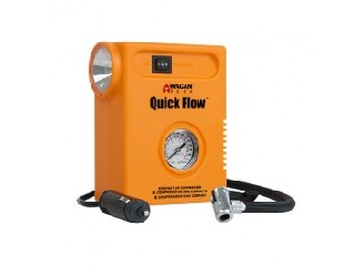 Quick Flow Air Compressor