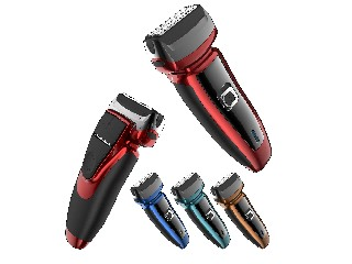 Men shaver with international PCT patent