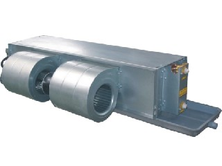 conceal duct type fan coil unit