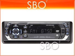 EONON D1001 In Dash Car DVD/CD Player