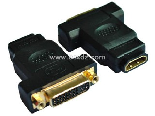 ADAPTOR SEIRES DVI24+5F TO F