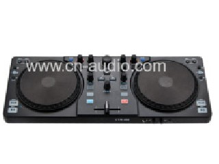 Professional dj player with virtual dj software DMD-800