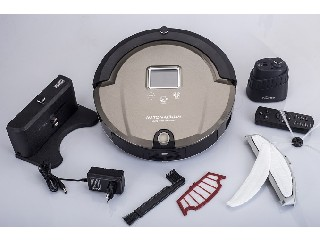 intelligent lowest noise robot vacuum cleaner factory