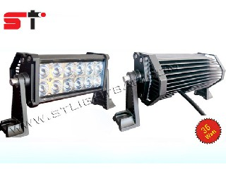 Dual row floodlight offroad led light bar