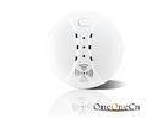 Conventional Photoelectric Wireless Stand Alone Smoke Detector Alarm
